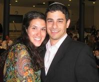Tammy and Josh Levin2